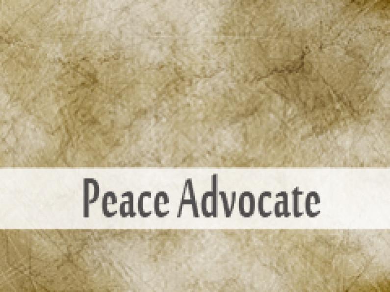 Peace Advocate