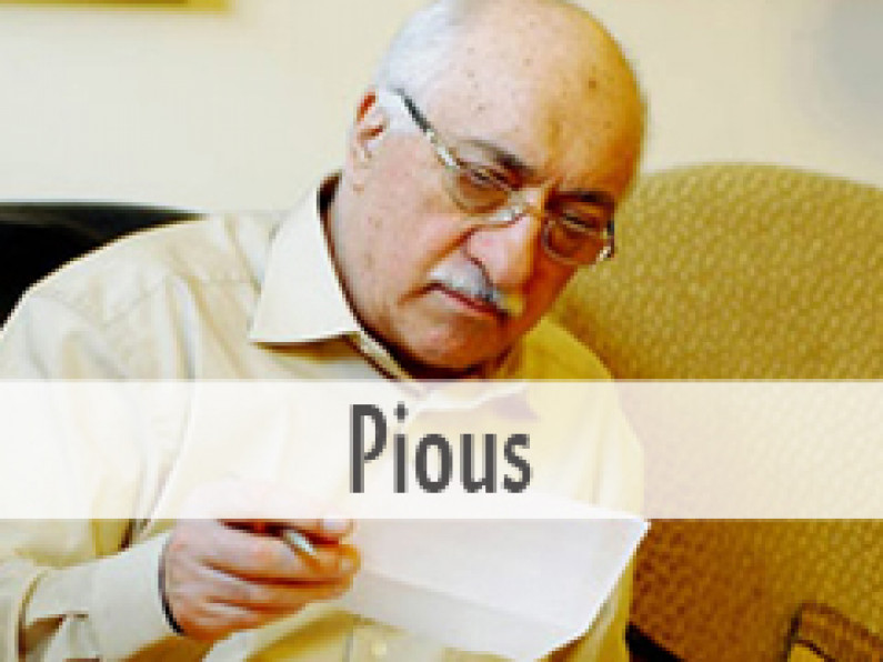 Fethullah Gülen as a Pious, Dedicated Muslim