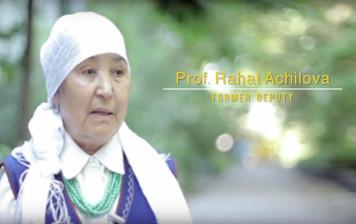Prof. Achilova: Allah sends geniuses like Fethullah Gulen in complicated times