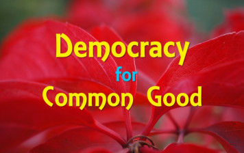 In favor of democracy, Hizmet Movement is clearly focused on common good