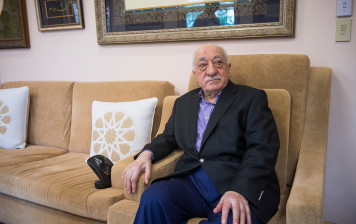 Why was Mr. Gulen's name brought up in the coup attempt in Turkey?