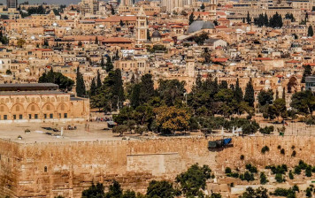 What does Gulen think about the issue of Jerusalem?